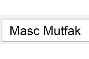 Masc Mutfak
