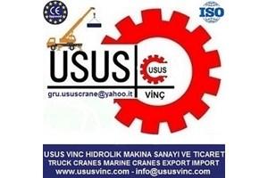 Usus Vinç Hidrolik Makina Sanayi Ve Ticaret