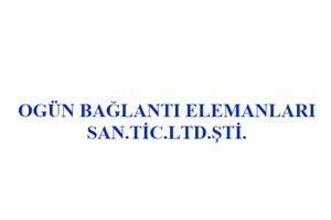 Ogün Bağlantı Elemanları San Ve Tic Ltd Şti