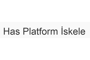 Has Platform İskele