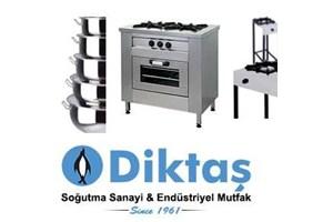Diktaş Endüstriyel Mutfak Ve Soğutma Ekipmanları