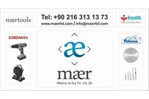 Maer Hırdat Makine Dış Tic Ltd Şti