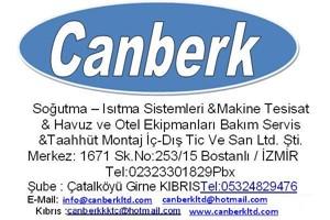 Canberk Soğutma Isıtma Sistemleri İç-Dış Tic Ve San Ltd.Şti.
