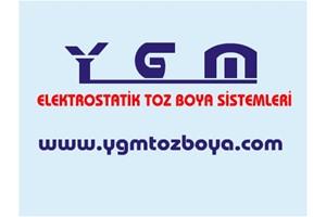 YGM Elektrostatik Toz Boya Sistemleri