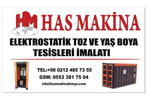 Haskim İnş. ve Makina Kim. Mad. San. Tic. Ltd. Şti.