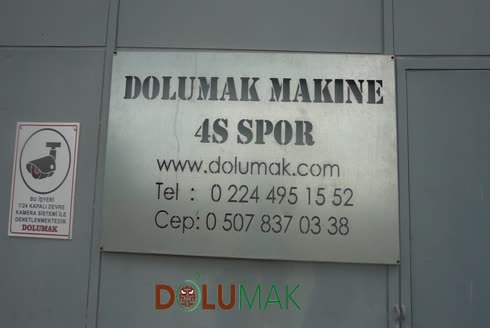 Dolumak Metal Makina San. ve Tic. Ltd. Şti.