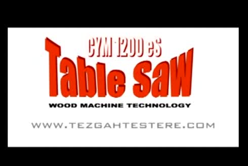 Tezgah Testere - 1200 Watt (Table Saw)