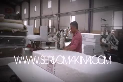 Servoteks Matress Machinery