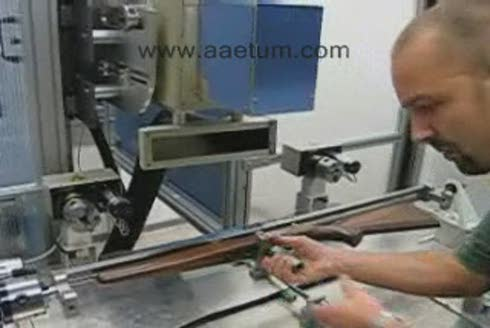 Co2 Laser Markalama Sistemi SEİ Giotto 3Axis/Co2