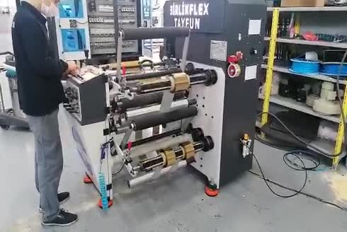 65 Cm Automatic Slicing Machine