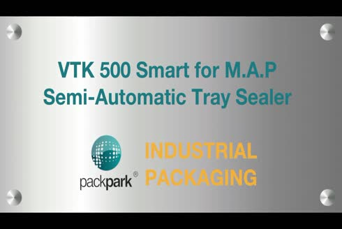 60 M3 Vacuum Semi Automatic Tray Sealer For M.A.P - Ponapack Vtk 500 Smart
